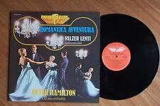 PETER HAMILTON - VALZER LENTI - ROMANTICA AVVENTURA - VINILE 1978 PHASE 6 - EX