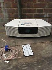 Bose Wave AWRC-2P Radio/CD Player/Alarm Clock Remote Control Aerial White Works