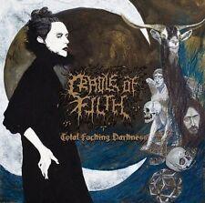 CRADLE OF FILTH - Total F**king Darkness 2 x LP - Blue Colored Vinyl Black Metal