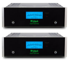 McIntosh MC301 Quad Balanced Power Amplifiers PAIR - Ex-demo - 2 Years Warranty