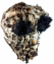 2f3dc1af8ba Faux Fur Aviator Trapper Hats for Women