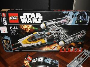 STAR WARS LEGO Y-Wing Starfighter Set - 75172