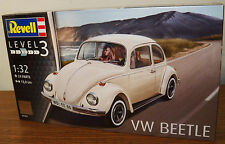 Revell Germany Volkswagen VW Beetle Kafer Plastic model Car kit #7681 1/32