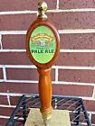 """Sierra Nevada Draught Style Pale Ale BEER Keg WOOD Tap Pull Handle Bar 12.5"""""""