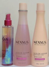Nexxus Color Assure Shampoo, Conditioner and Glossing Tonic 3 Piece Kit