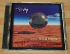 Tr3nity - Precious Seconds - 2004 UK Cyclops Label CD