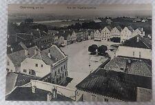 AK  Obernberg am Inn aus der Vogelperspektive gel. 1908