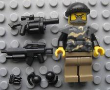 Lego Custom SPECIAL FORCES COMMANDO Minifigure Brickforge Military Army