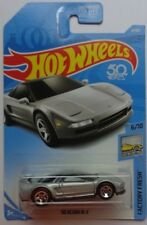2018 Hot Wheels FACTORY FRESH 6/10 '90 Acura NSX 4/365 (Silver Version)