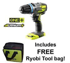 Ryobi One Plus + 18V Brushless Combi R18PDBL  Hammer Drill BARE Tool