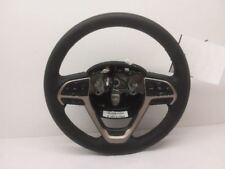 2014-2018 Jeep Cherokee Steering Wheel Leather OEM