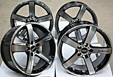 "19"" CRUIZE BLADE BP ALLOY WHEELS FIT CADILLAC BLS FIAT 500X CROMA"