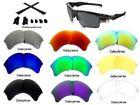 Galaxy Replacement Lenses For Oakley Flak Jacket XLJ Sunglasses Multi Selection