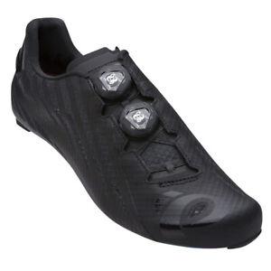 Pearl Izumi Pro Leader V4 Road Bike Shoes - Black