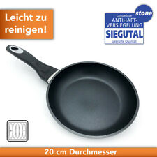 Schulte-Ufer Switch i Bratpfanne hoch 28 cm Griff abnehmbar Aluminium XXStrong