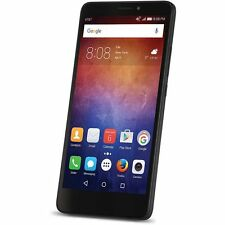 "New Huawei Ascend XT 6"" Phablet H1611 16GB 4G LTE AT&T Unlocked Black Smartphone"