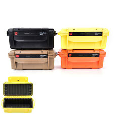 Shockproof Trunk Waterproof Box Airtight Seal Case Outdoor Survive Container ATA