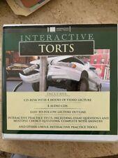 Interactive Torts: Interactive Legal Tools by Professor Brian C. Kalt