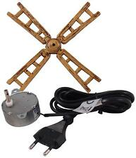 Bertoni Miniature Windmill Kit Wood One Size