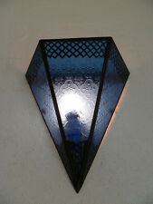 aplique de pared de cristal lampara Arabe de Marruecos artisanal decoracion