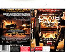 Death Race-2008-Jason Statham- Movie-DVD