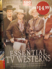 ESSENTIAL TV WESTERNS