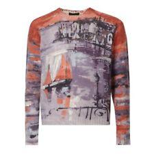 NWT Prada Boat Print Sweatshirt Knit Size L - 50