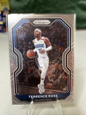 New listing 2021 Terrence Ross Panini Prizm Base Silver No. 33
