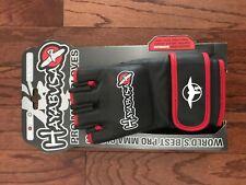 HAYABUSA Pro MMA Gloves M Medium - NEW! Regulation Weight
