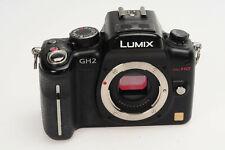 Panasonic Lumix DMC-GH2 16MP Digital Camera Body Micro 4/3                  #005