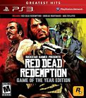 Red Dead Redemption Game of the Year Edition Playstation 3 PS3 - Brand New