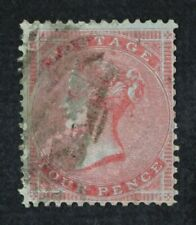 CKStamps: Great Britain Stamps Collection Scott#22 Victoria Used Crease Thin