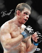 Forrest Griffin Signed 8x10 Photo BAS Beckett COA UFC Picture Autograph 62 76 86