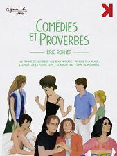 Eric Rohmer - Comédies et proverbes - COFFRET DVD/BLU-RAY