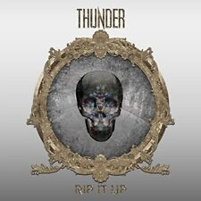 THUNDER Rip It Up CD NEW 2017
