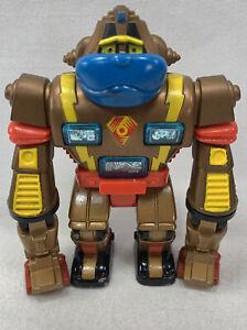 1986 LJN Bionic 6 F.L.U.F.F.I FLUFFI  Gorilla Action Figure | DieCast Bionic Six