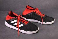 SB722 adidas Herren Predator Tango 18.3 Tr Fußballschuhe Gr. 40 Mid schwarz  rot
