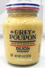Grey Poupon Dijon Mustard 8 oz (227g)