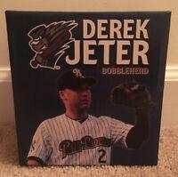 Derek Jeter Bobblehead (Scranton/Wilkes-Barre RailRiders / Yankees) New In Box!