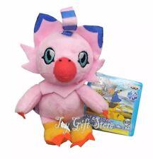 "Digimon Biyomon Piyomon Plush Stuffed Animal Toy 5"" US Seller"