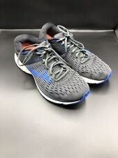 Brooks RAVENNA 9 Black w/Blue & Orange Accents Running Men's Size 9.5 Medium