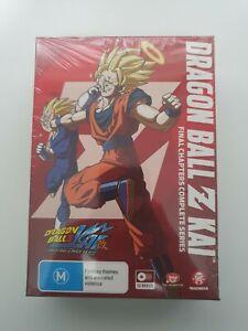 Dragon Ball Z Kai: The Final Chapters Anime DVD Box Set Brand New PAL