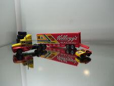 1993 Racing Champions Tractor Trailer - Kellogg's Racing - N.Mint Loose 1/87