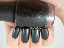 NEW! OPI Nail Polish Vernis BLACK ONYX Basic black and basically fabulous! Creme
