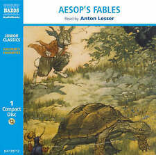 Aesop's Fables by Aesop (CD-Audio, 2000)