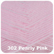 Sirdar Snuggly 4 Ply 50g Ball Pearly Pink 302
