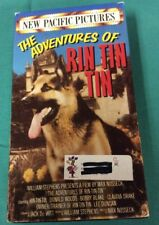 The Adventures of Rin Tin Tin (VHS, 2001)