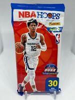 2020-21 Panini NBA Hoops Cello Fat Pack 30 Cards Brand New Factory Sealed