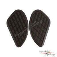 Motorcycle Tank Traction Pad Side Gas Knee Grip Protector Universal For Yamaha
