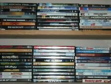 Dvds Your Choice 4 for $9.80 Free Shipping (Please Read Description Below)